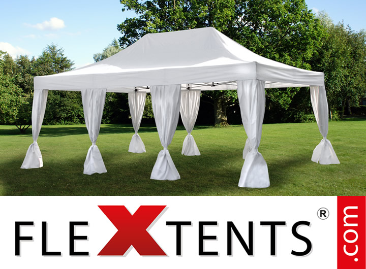 Flextents pop up gazebos